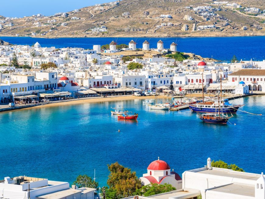 transfer greece, transfer mykonos