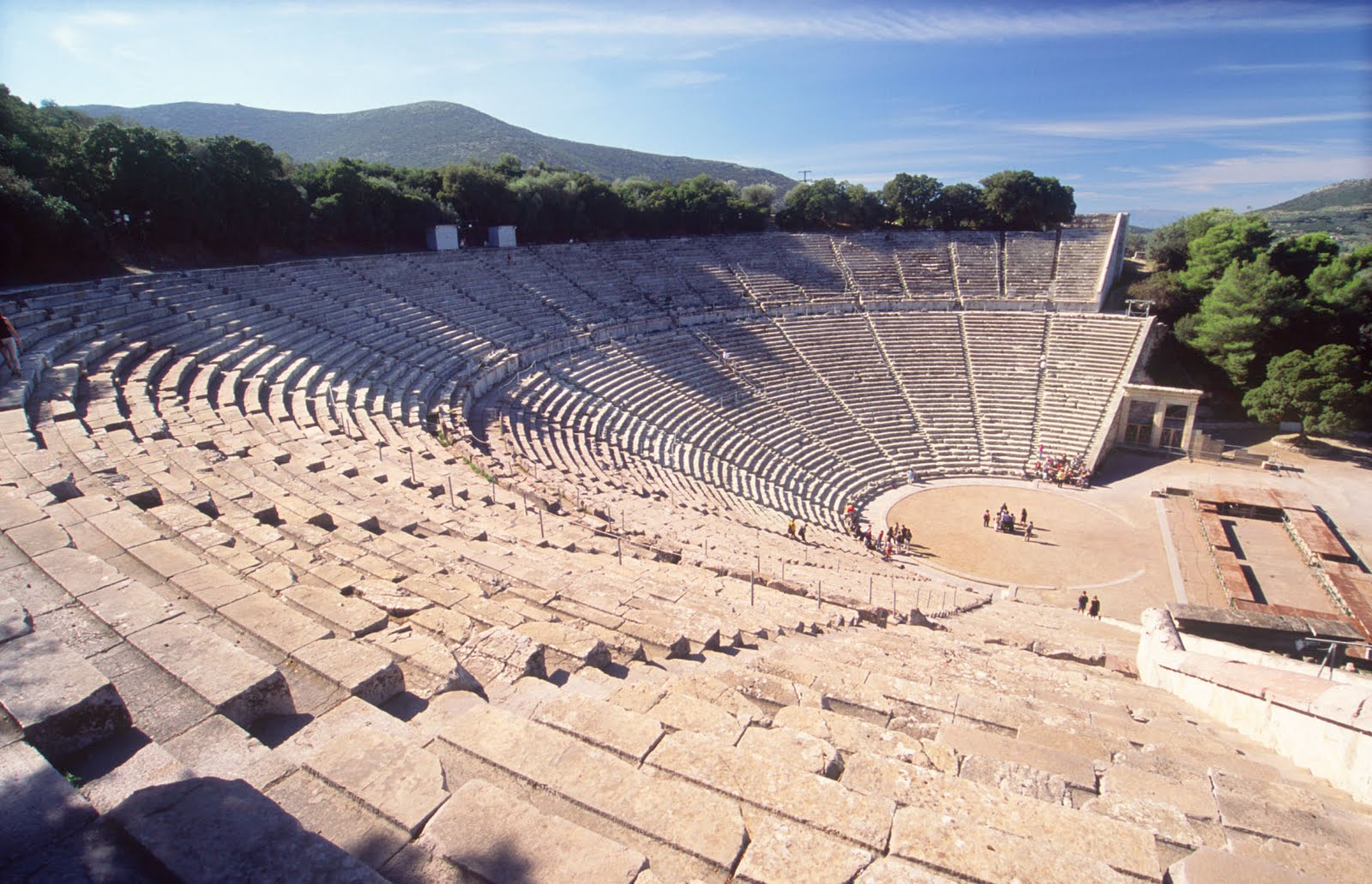 athens hightlights evans travel tours must see theatro epidauros